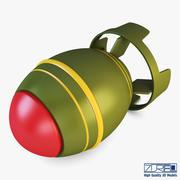 核爆弾v 1 3d model