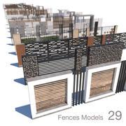 modern hek 3d model