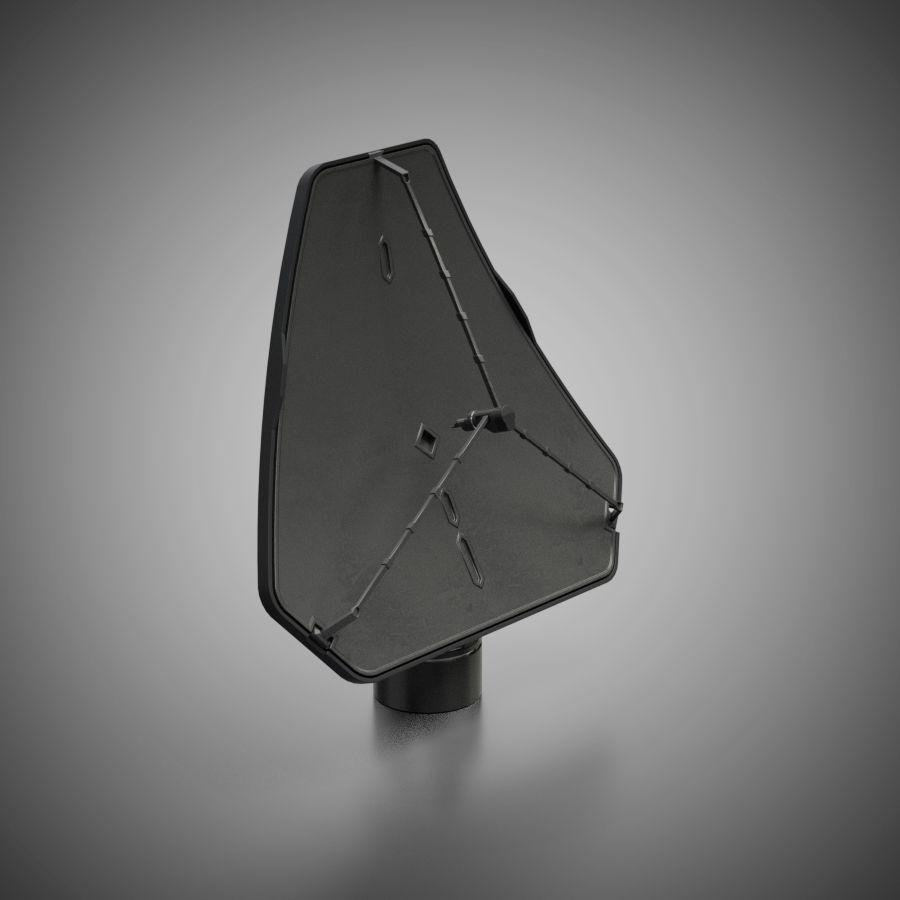 Antena satelitarna royalty-free 3d model - Preview no. 2