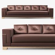 Hudson möbler - Gitanes soffa 3d model