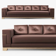 Hudson furniture - Gitanes sofa 3d model