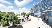 Städtisches Gebäude 3d model
