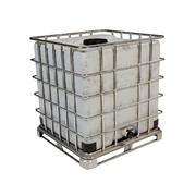 IBC 물 컨테이너 3d model