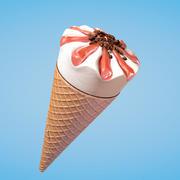 アイスクリームコーン12 3d model