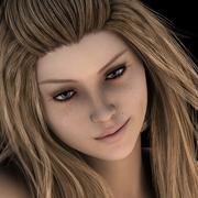Frauen 3d model