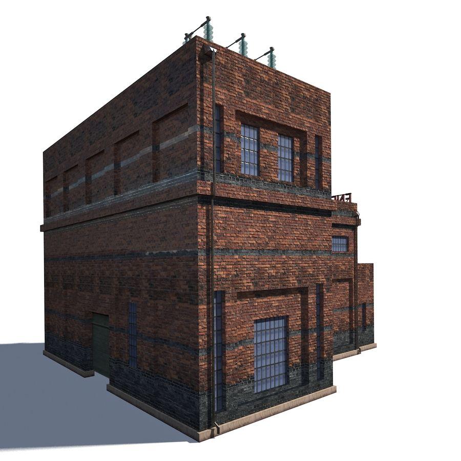 工場電気 royalty-free 3d model - Preview no. 5