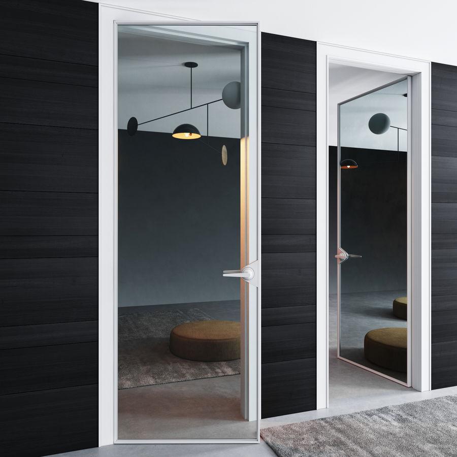 Türen für Büro und Zuhause - Rimadesio royalty-free 3d model - Preview no. 5