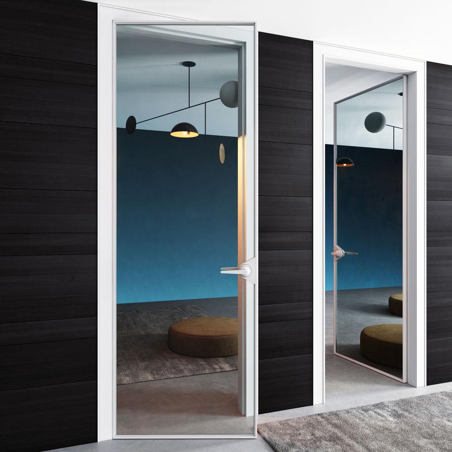 Türen für Büro und Zuhause - Rimadesio royalty-free 3d model - Preview no. 8
