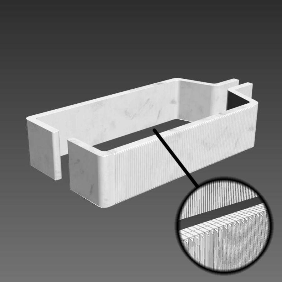 Türen für Büro und Zuhause - Rimadesio royalty-free 3d model - Preview no. 16