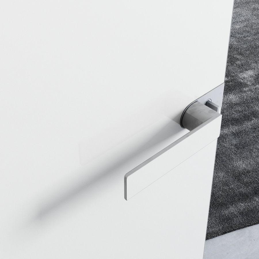 Türen für Büro und Zuhause - Rimadesio royalty-free 3d model - Preview no. 19