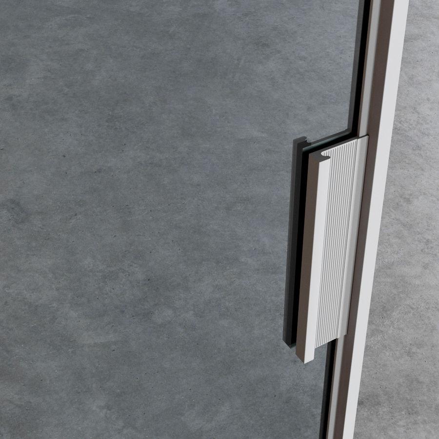 Türen für Büro und Zuhause - Rimadesio royalty-free 3d model - Preview no. 10