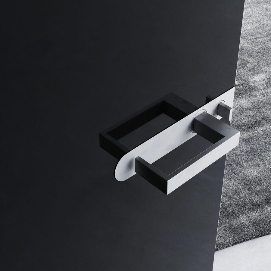 Türen für Büro und Zuhause - Rimadesio royalty-free 3d model - Preview no. 21