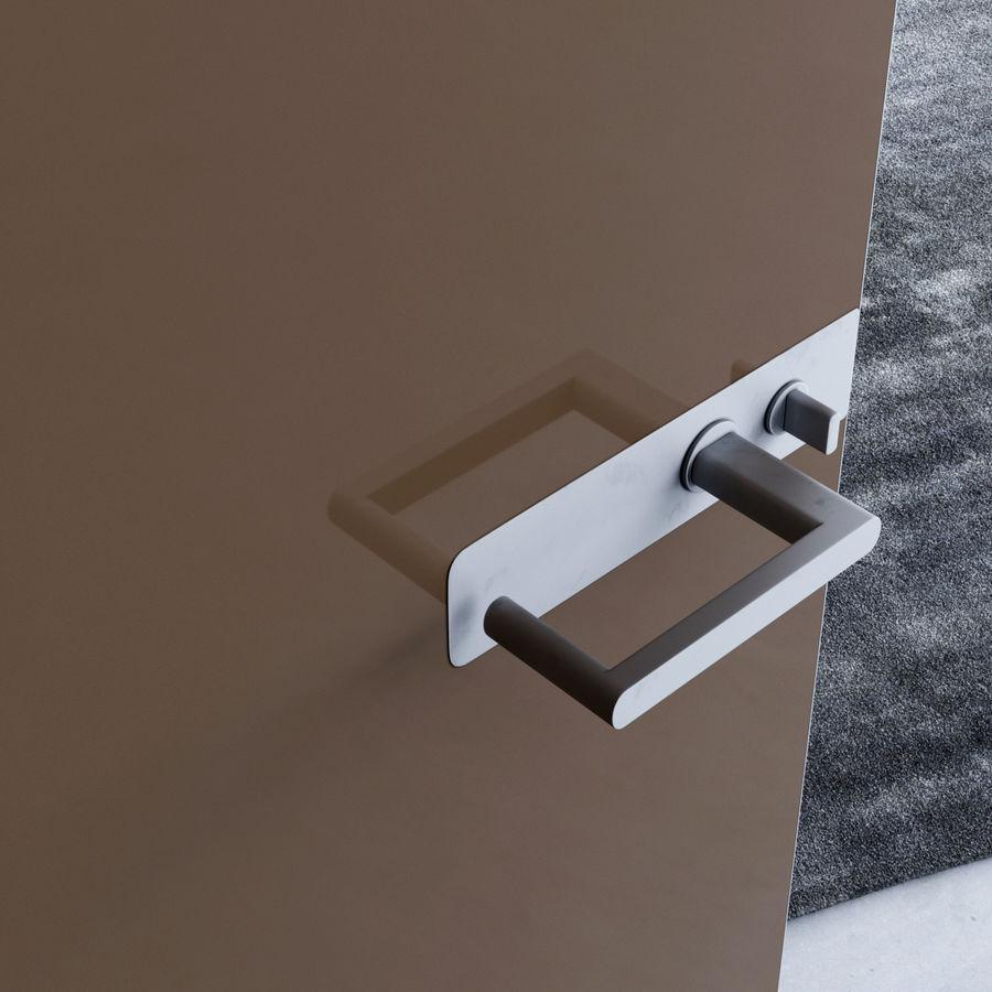 Türen für Büro und Zuhause - Rimadesio royalty-free 3d model - Preview no. 24