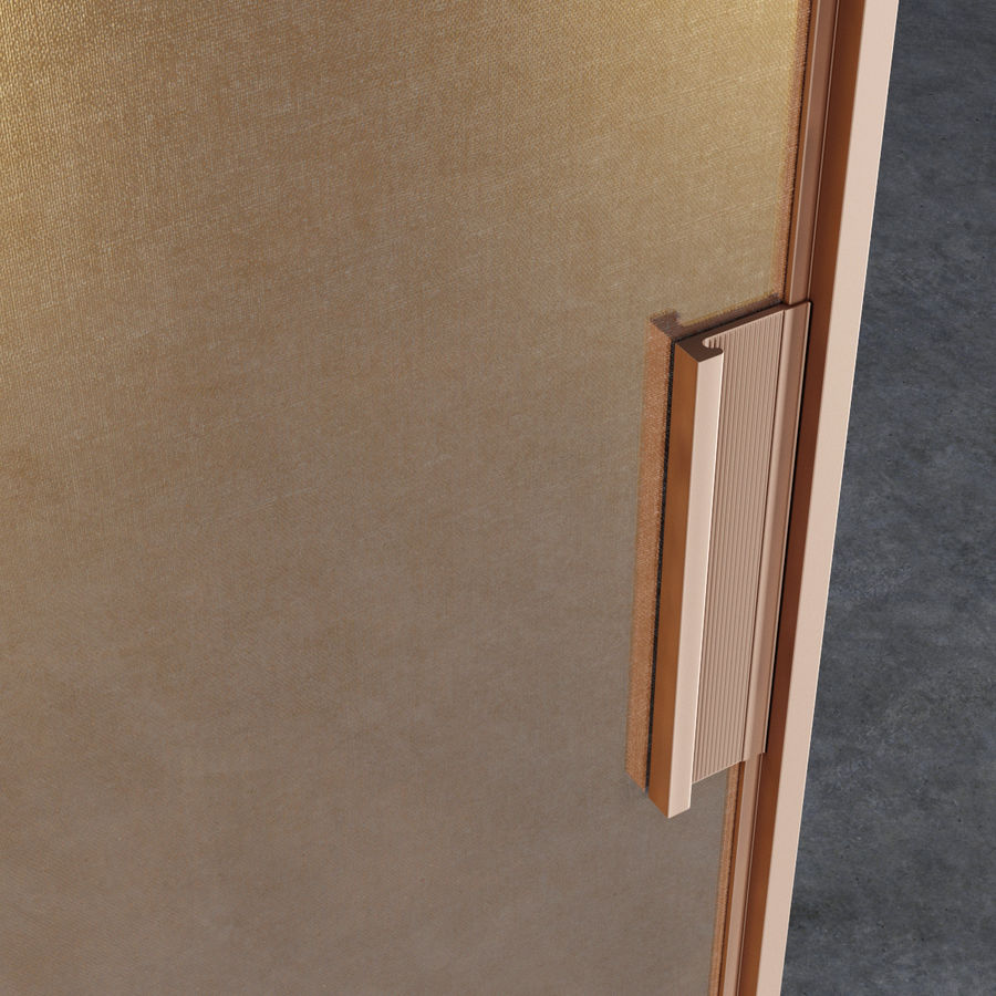 Türen für Büro und Zuhause - Rimadesio royalty-free 3d model - Preview no. 15