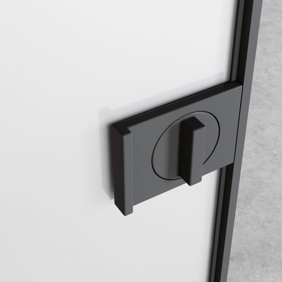 Türen für Büro und Zuhause - Rimadesio royalty-free 3d model - Preview no. 11