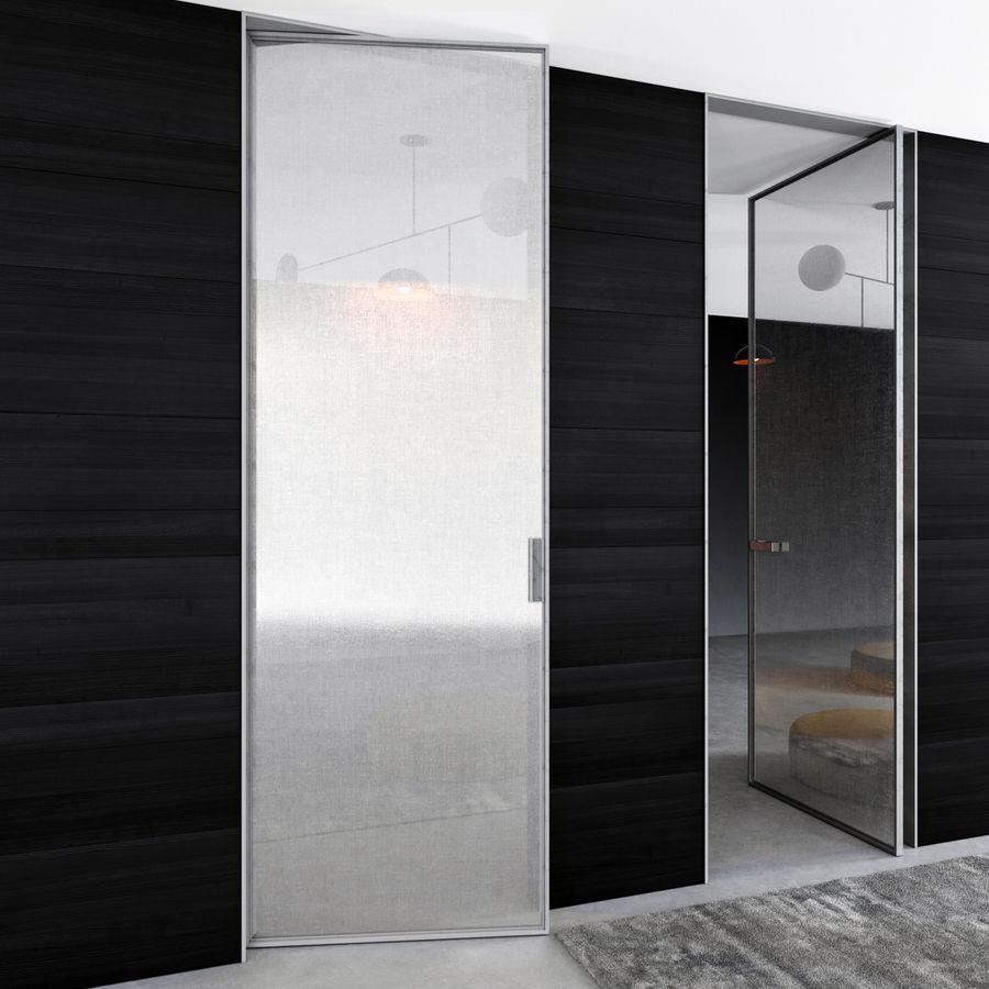Türen für Büro und Zuhause - Rimadesio royalty-free 3d model - Preview no. 4