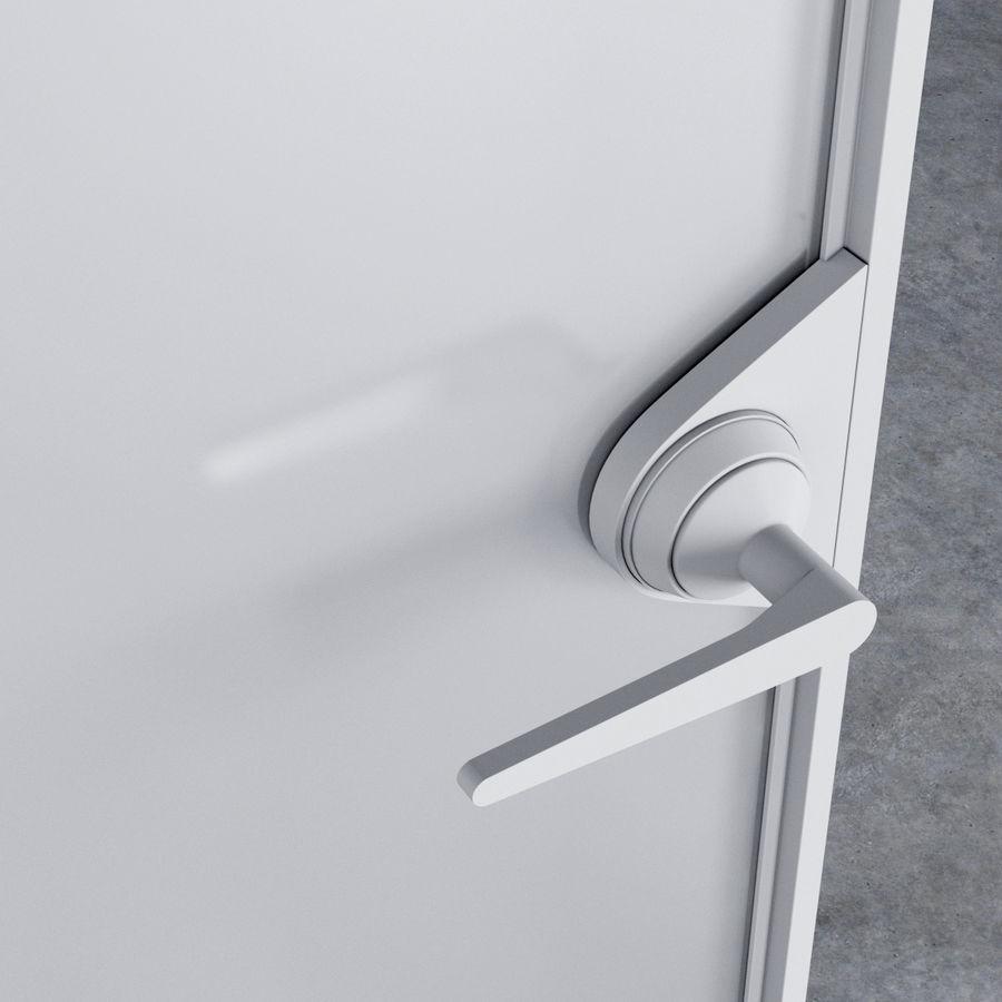 Türen für Büro und Zuhause - Rimadesio royalty-free 3d model - Preview no. 13