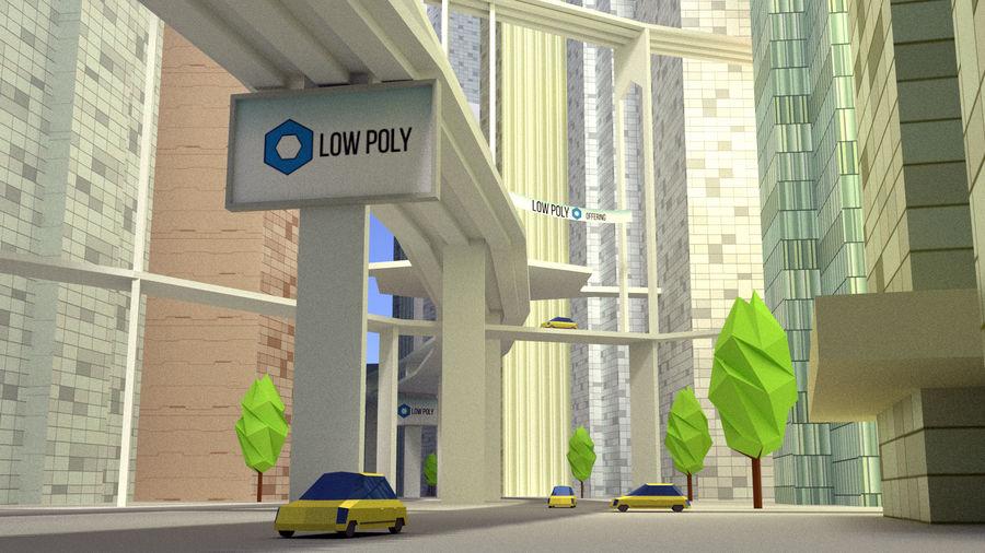 시티 royalty-free 3d model - Preview no. 8