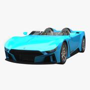 Next Apex 3d model