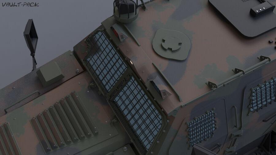 Эйдер Ялчин royalty-free 3d model - Preview no. 18