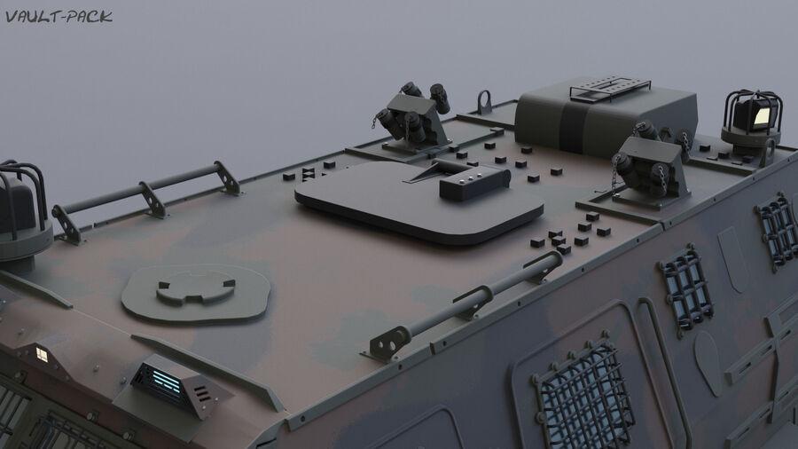 Эйдер Ялчин royalty-free 3d model - Preview no. 15