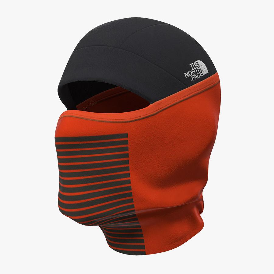 Maschera Da Sci Passamontagna Modello 3d 29 Max Obj Ma Fbx