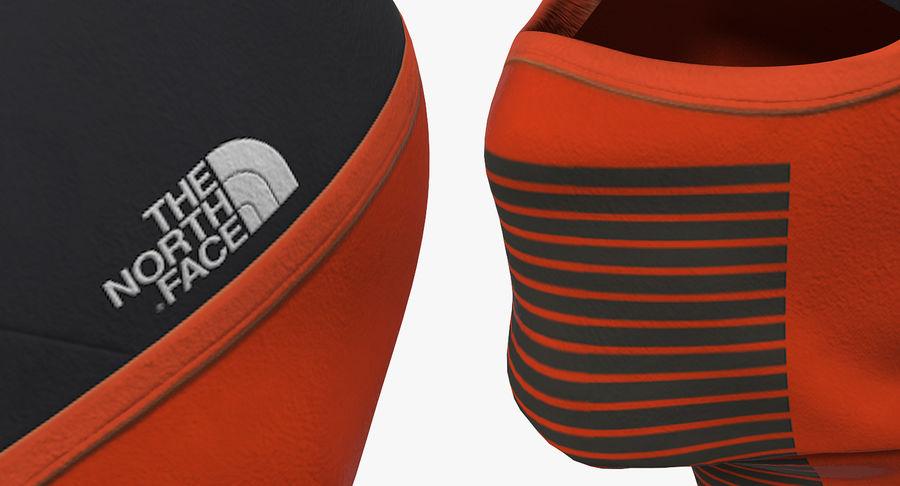 Balaclava Ski Face Mask royalty-free 3d model - Preview no. 5