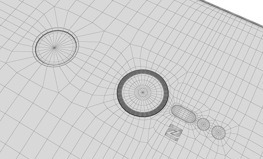 索尼Xperia XZ2液体黑色 royalty-free 3d model - Preview no. 24