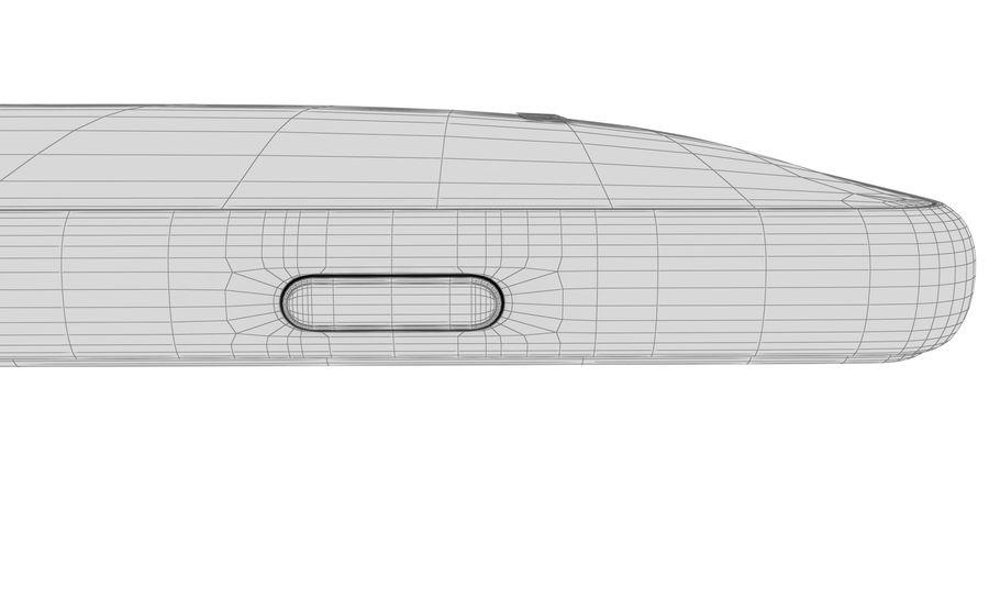 索尼Xperia XZ2液体黑色 royalty-free 3d model - Preview no. 22