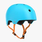 滑板头盔 3d model