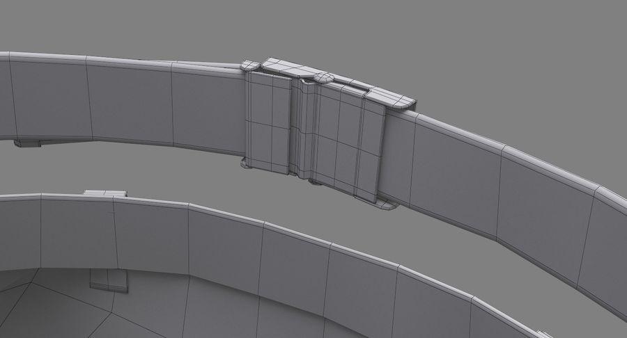 Cargo Pants (Khaki) V-ray + PBR royalty-free 3d model - Preview no. 28