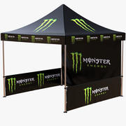 Commercial Capony Tent Event 3d model