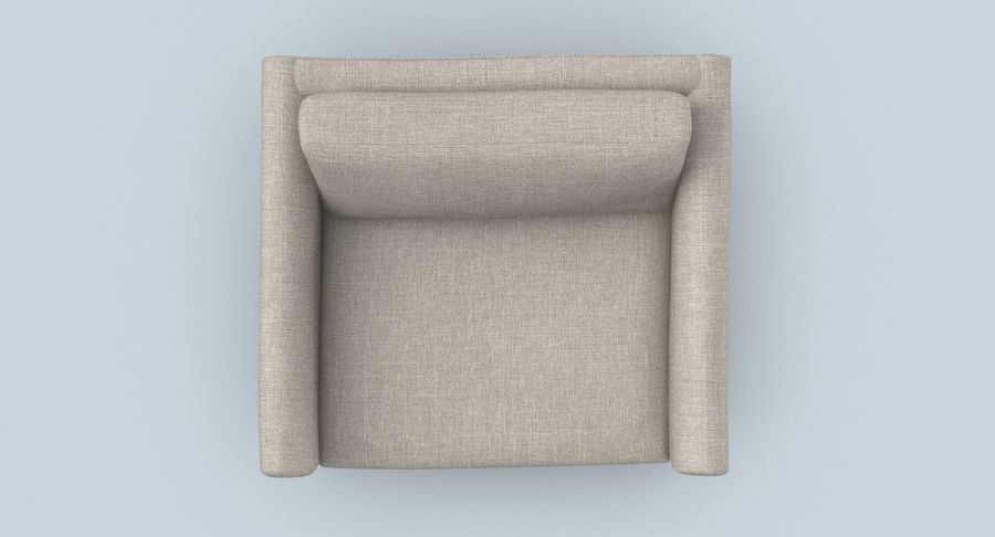 Fotel Przejściowy Model 3d 29 Ma Max C4d Unitypackage