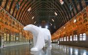 polar bear 3d model