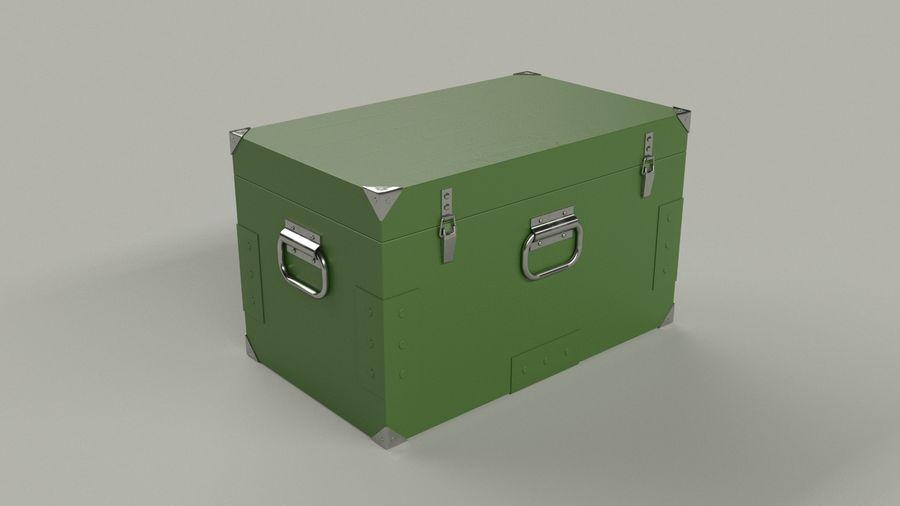 Ordu kutusu royalty-free 3d model - Preview no. 1
