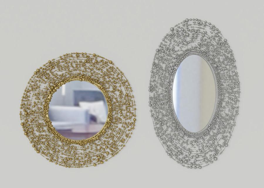 speglar royalty-free 3d model - Preview no. 1