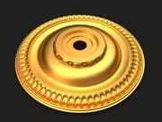 石膏花环(1) 3d model