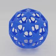Bola para impresión 3d (1) modelo 3d