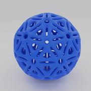 Bola para impresión 3d modelo 3d