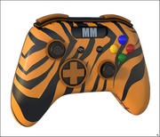 Tiger Gaming  Controller 3d model