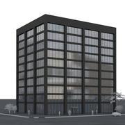 Generischer Büroturm 3d model