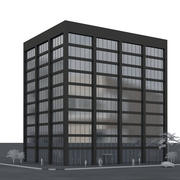 Generic Office Tower 3d model