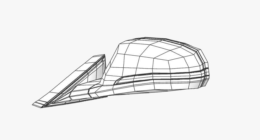汽车零件 royalty-free 3d model - Preview no. 8