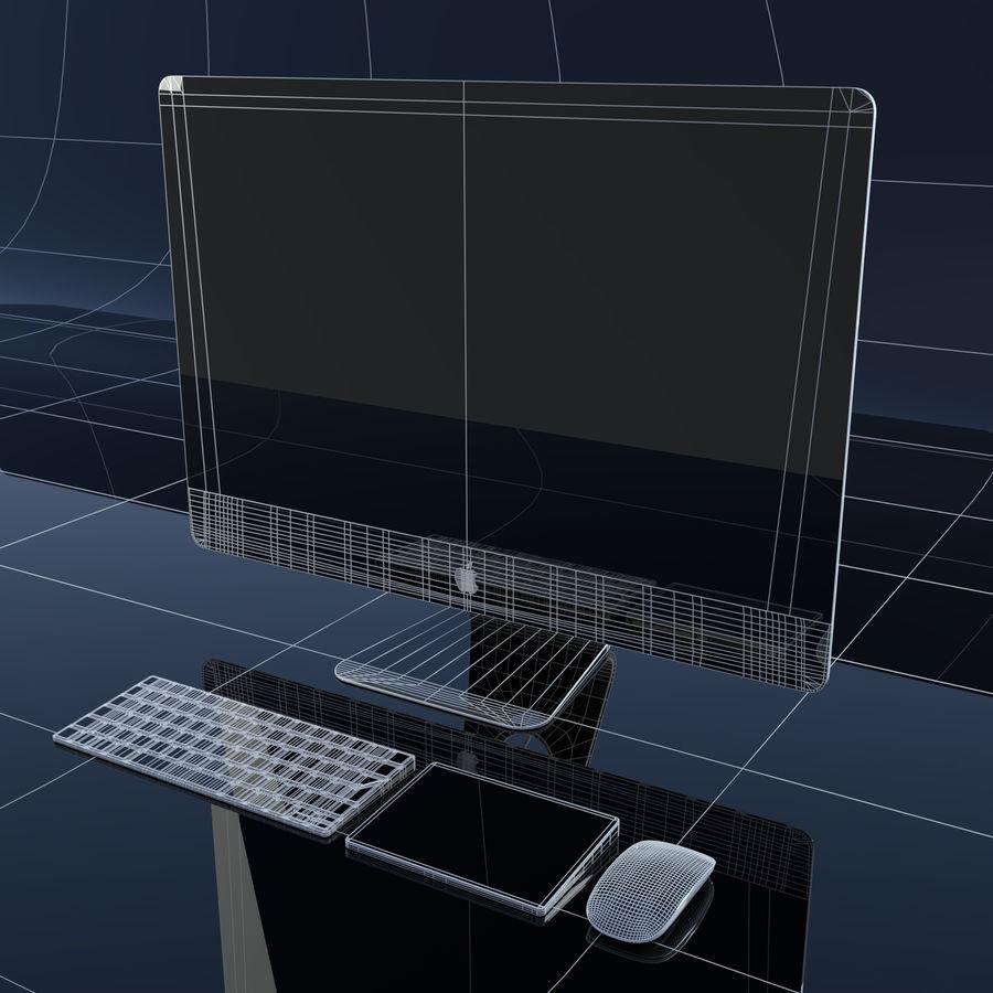 Komputer royalty-free 3d model - Preview no. 3