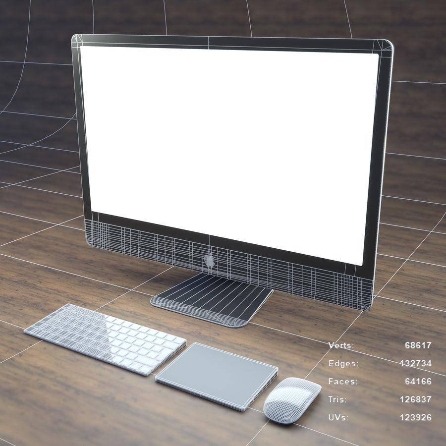 电脑 royalty-free 3d model - Preview no. 2