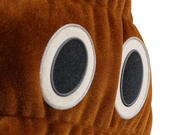 Poo Emoticon kussen 3d model