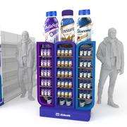 Product Display store 3d model