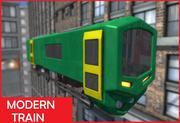 Tåg 3d model