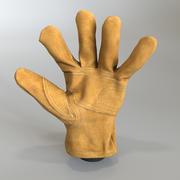 Carhartt Fencer Work Glove 3d model
