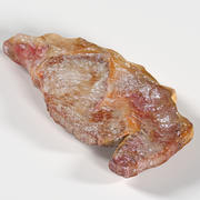 Gekookt Rundvlees 3d model